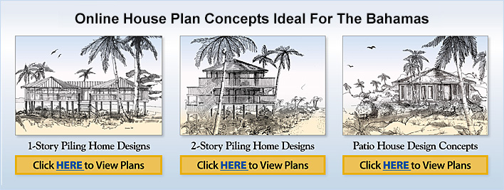 Bahama Home Building House Plans