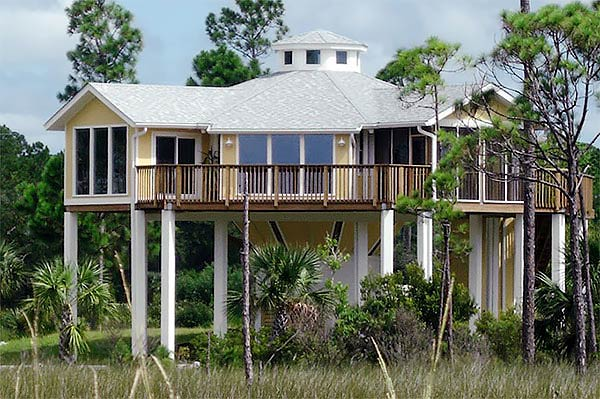 Building Hurricane Proof Homes By Topsider Homes