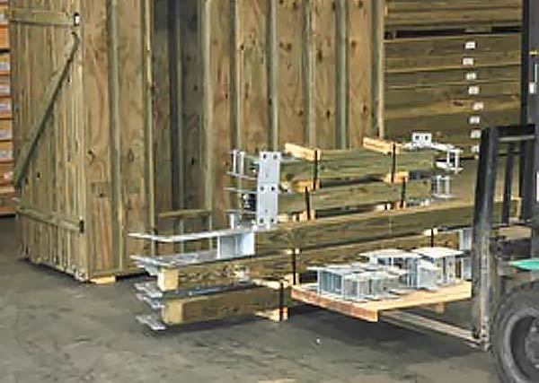 Topsider Homes Pre-Packaged Building Components