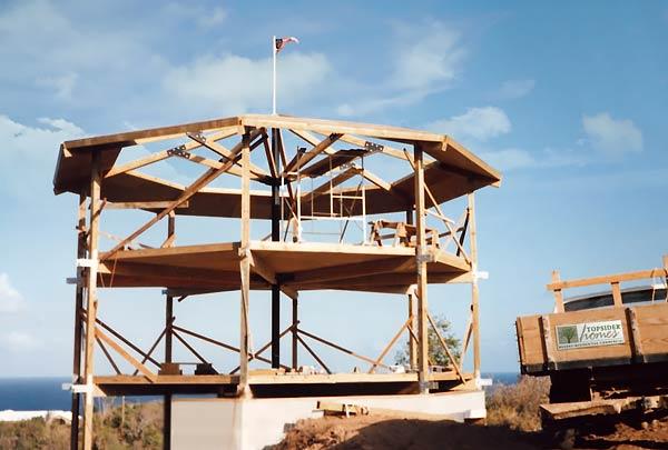 Topsider Three-Story House Water Island VI
