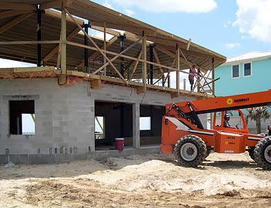 Building Elevated Homes & Raised House Plan Designs by ... on new jersey beach homes, flat roof homes, a frame homes, modular beach homes, types of foundations for homes, shingle exterior homes, small foundation homes, basement homes, pier and beam homes, metal roof homes, raised house, raised kennel flooring, piling foundation homes, siding homes, hardiplank exterior homes, wooden foundations for homes, high foundation homes, slab foundation homes, front porch homes, tile roof homes,