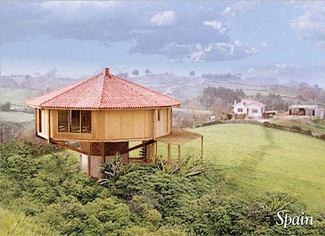 Prefabricated House Kits Spanish Vista