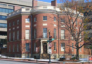 Octagonal Designed American Institute of Architects Building