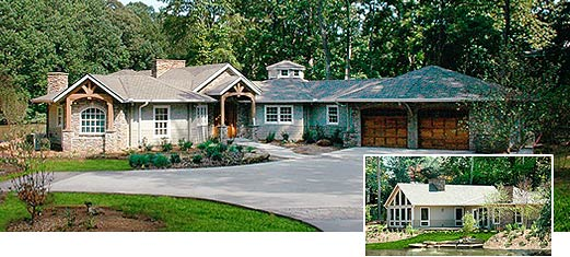 Topsider homes signature design house plans collection for Luxury timber frame home plans