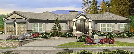 Unique Craftsman Style Traditional Homes by Topsider