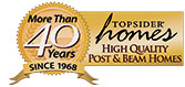 Over 40 Years of High Quality Post & Beam Prefab Homes