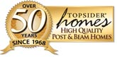 50 Years of High Quality Post & Beam Prefab Homes - Since 1968