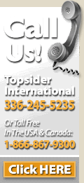 Call Us Today - Topsider International