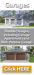 Garages - Flexible Designs including Garage Apartments and Multipurpose Garages