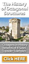 The History of Octagonal Structures