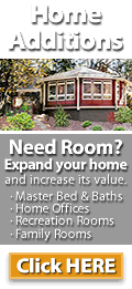 Home Additions - Master Bed & Baths - Home Offices - Rec Rooms - Family Rooms