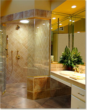 bslr retirement home plans and accessible independent living with on wheelchair accessible shower floor plan - Handicap Accessible Bathroom Design