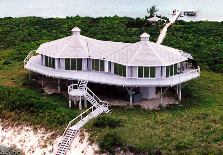 Beachfront homes, oceanfront homes, stilt houses, stilt homes ...