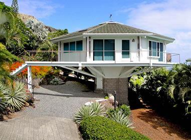 Hawaii Home Builders Building Custom Designed Homes & House Kits