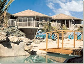 these hurricane resistant pedestal homes from topsider were built at treasure cay great abaco bahamas - Hurricane Proof Homes Design