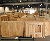 Topsider Homes' Warehouse